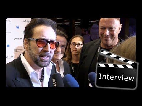 Interview mit Nicolas Cage und Amanda Plummer zu ihren Karrieren