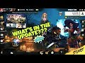 What's in the Update 16/10/2018?? - Garena Free Fire