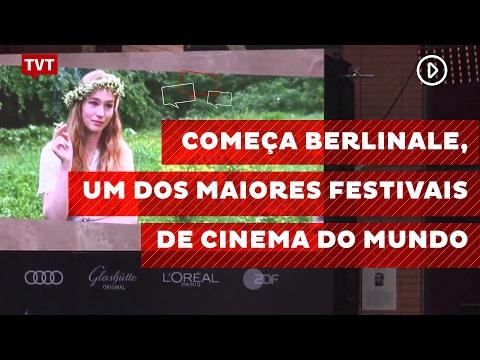 Começa Berlinale, um dos maiores festivais de cinema do mundo