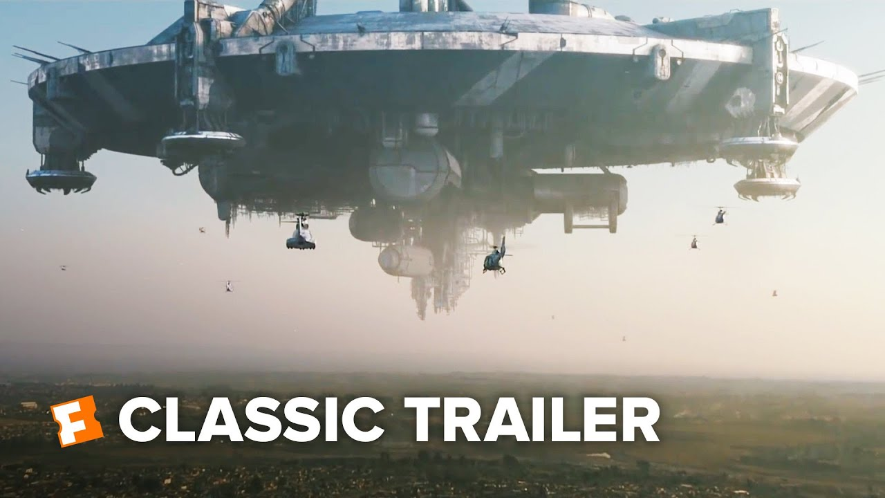 District 9 2009 Trailer 1 Movieclips Classic Trailers Youtube