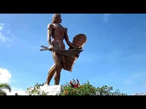 360 view of Lapu-Lapu Statue - Lapu-Lapu Shrine Cebu Philippines