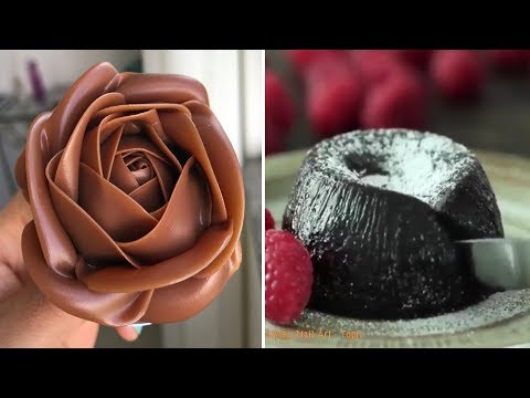 Thumbnail: How To Make An Easy And Delicious Chocolate Cake - The Most Satisfying Chocolate Cakes Compilation!