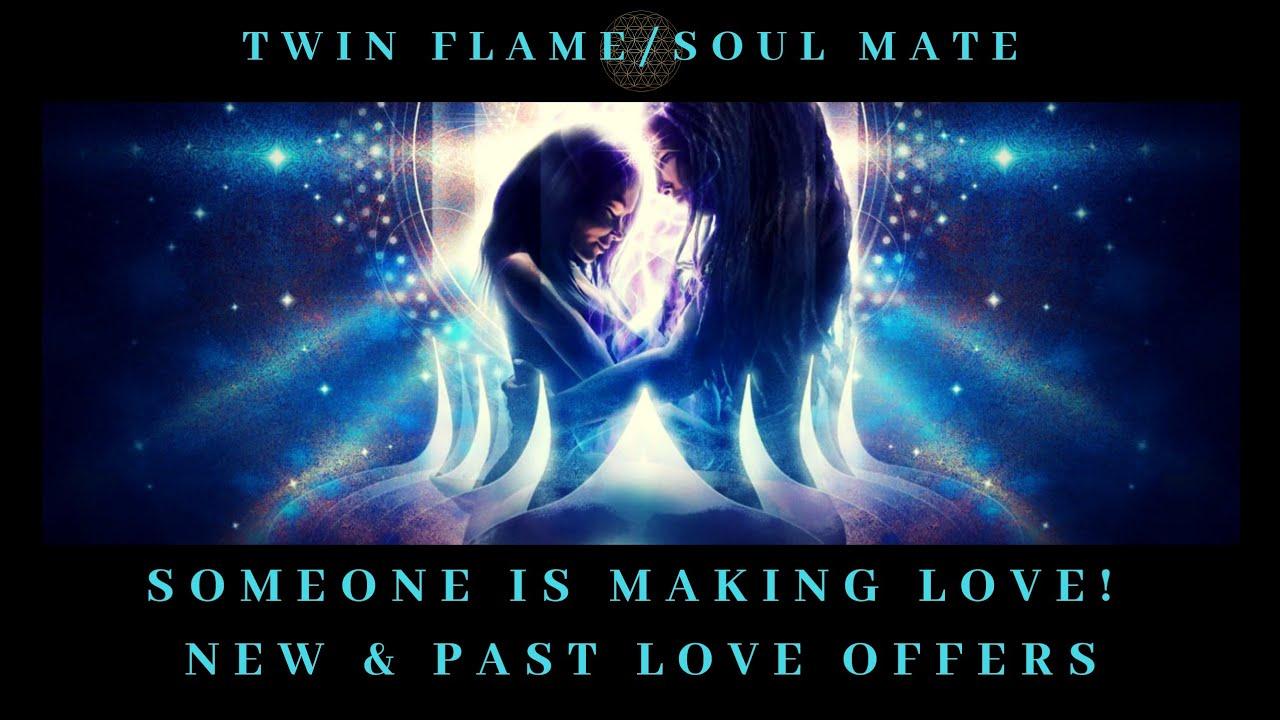 Twin Flames Telepathy Love Making