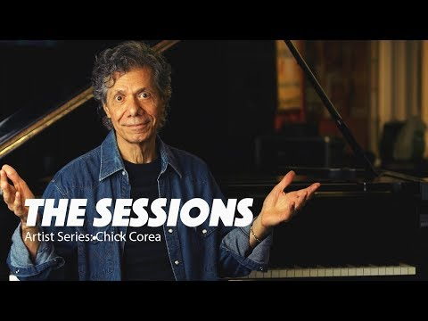 CHICK COREA - Renowned Pianist-Composer & 22-time Grammy winner - ARTIST SERIES