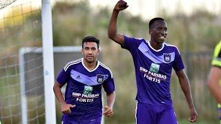 U21 : RSC Anderlecht 2-1 KAA Gent