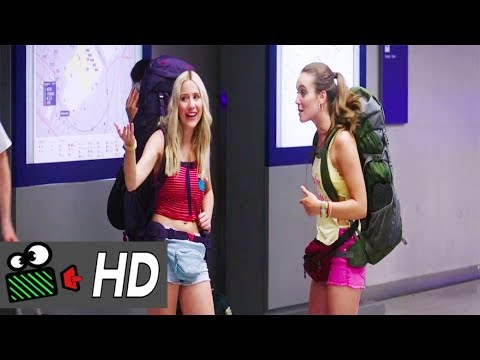 The Spy Who Dumped Me 2018 [Stealing Passport On Station]Scene (4|6)---MR.CLIPPER
