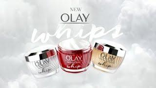 New Olay Whips Moisturizer Collection | Olay