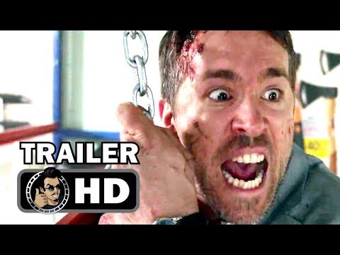 Thumbnail: THE HITMAN'S BODYGUARD - Official Trailer #3 (2017) Ryan Reynolds, Samuel L. Jackson Action Movie HD