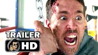 THE HITMAN'S BODYGUARD - Official Trailer #3 (2017) Ryan Reynolds, Samuel L. Jackson Action Movie HD