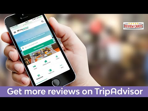 How To Get More Reviews On TripAdvisor