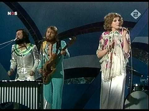 Teach-In - Dinge dong HD - Eurovision Song Contest 1975 Netherlands - Net als toen 20-05-06