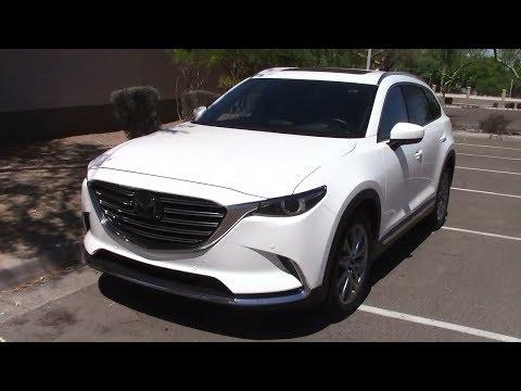 2018 Mazda CX-9: Performance & Economy Drive