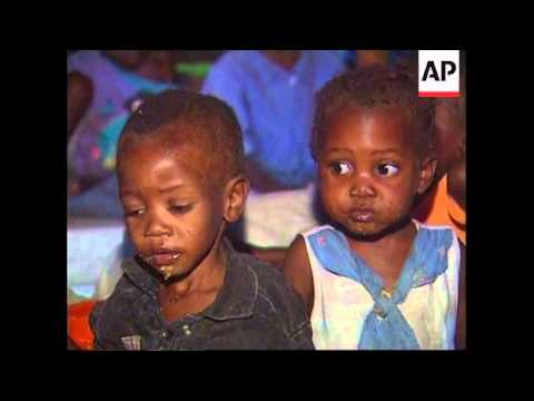 ANGOLA: FIGHTING PUTTING PEOPLE AT RISK OF STARVATION