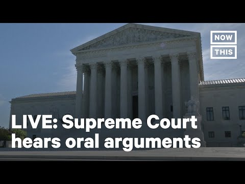 Supreme Court Hears Oral Arguments on Electoral College | LIVE | NowThis