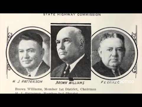 MDOT 100 Moment: 1930 - The Birth of Mississippi's Transportation Infrastructure