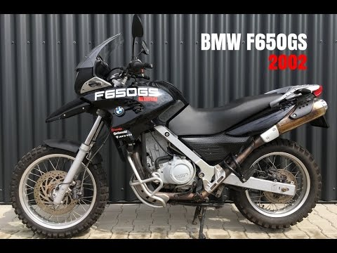 bmw f650gs 2002 39 walkaround 39 youtube. Black Bedroom Furniture Sets. Home Design Ideas