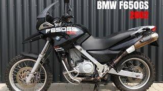 BMW F650GS 2002 'walkaround'