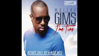 Maitre Gims - J 'me tire (remix by 6-red mix)