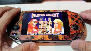 Emulador NEO-GEO Psvita 2019 - Todas las Versiones + ROMS