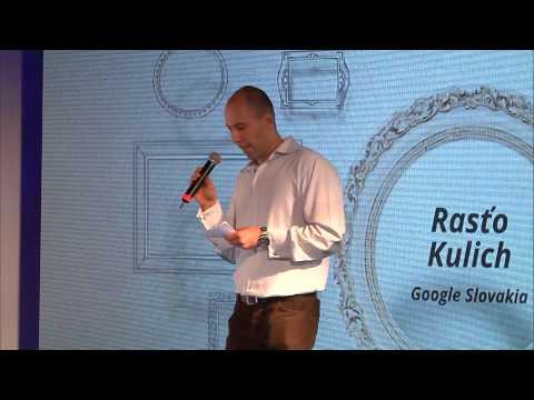 Think Export Bratislava 2014: Rasťo Kulich - Google Slovakia