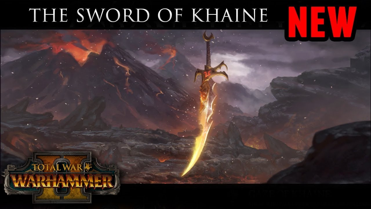 Sword Of Khaine