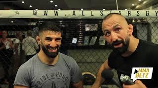 "UFC 226 - Reza ""Maddog"" Madadi Predictions"