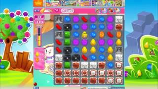 Candy Crush Saga Level 1206 (No Boosters)
