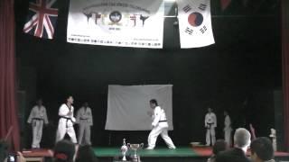 Nepali Taekwondo, (Sagarmatha Taekwondo)
