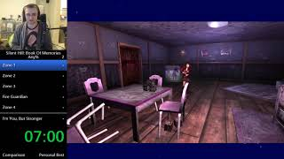 Silent Hill Book Of Memories Any% Speedrun in 4:50:39
