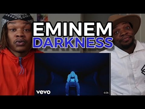 Eminem - Darkness (Official Video) - REACTION