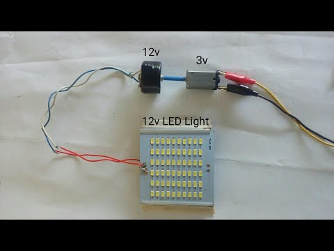 How to make 3v to 12v DC converter   Electronic Projects