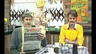 Naked Vicar Show/Kingswood Country Sketch [1980s]
