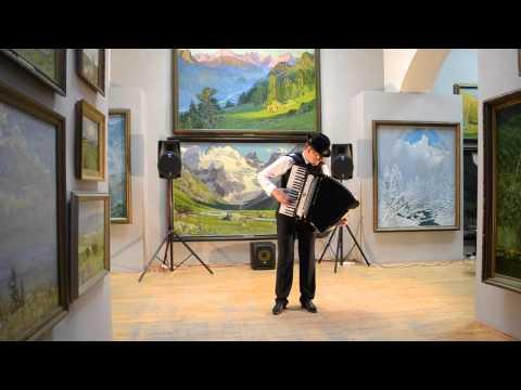 Liber tango Astor Piazzolla