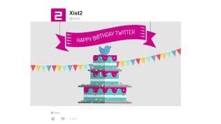 @XIST2online Happy Birthday Twitter