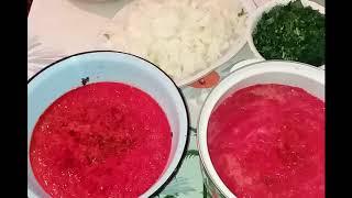 Салат из свеклы на зиму! Часть 2