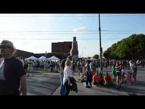 The Hop Jam Festival - Beer and Music Festival / tulsa may/2014