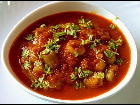 Masalewali Turai ki sabzi - साधारण सी सब्जी तोर्री को ऐसे बनाये चटपटी मसालेदार स्वादिष्ट सब्ज़ी thumbnail