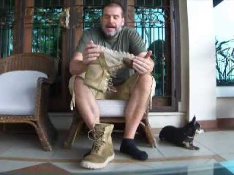 size 7 shop best sellers factory outlets Rocky Boots S2V - Jungle Test & Review - YouTube