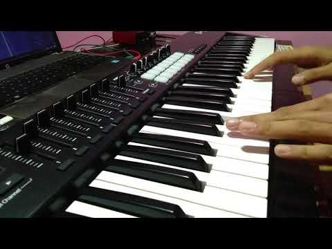 Don't Start Now - Dua Lipa - Keyboard Cover Novation Launchkey