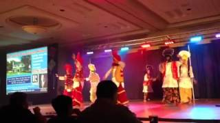 Punjabi people dancing!!!!! (: