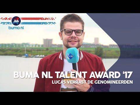 Genomineerden Buma NL Talent Award 2017