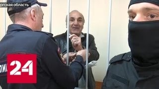 Угодившего из тюрьмы в СИЗО авторитета Таро ждет Испания - Россия 24