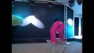 Nadya Vasina - Russian tv programme about Nadya (funny momments)