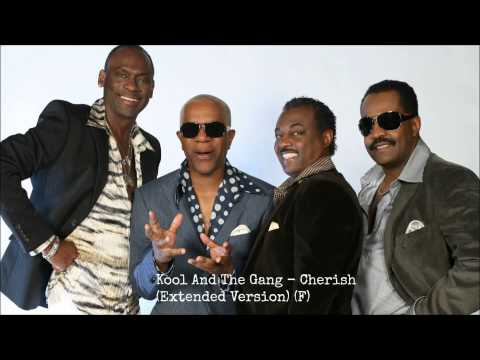 Kool And The Gang - Cherish (Extended Version) (F)
