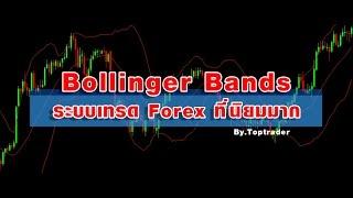 ระบบเทรด Forex ทำกำไรด้วย Bollinger Bands By top