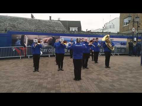 Chelsea vs Newcastle United - Pre Match Music Entertainment