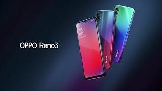 OPPO Reno 3 8Gb - 128GB Smartphone