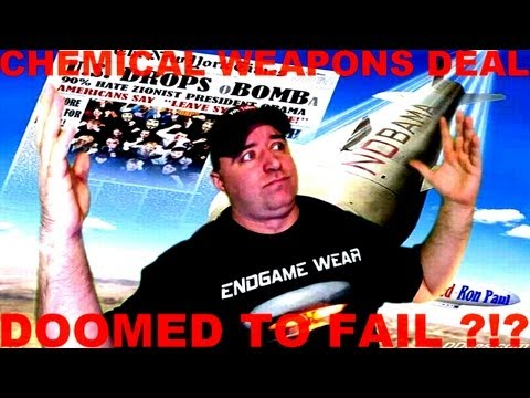 Syria Chemical Weapons Deal Doomed To Fail ?!?