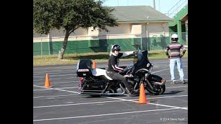 motor officer training for non motor officers pt. 4 of 4