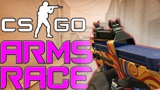 CS GO - №37. ARMS RACE